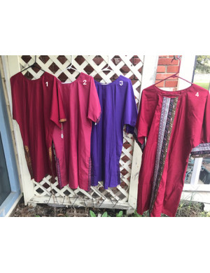 Basic Tunics - Round Neck