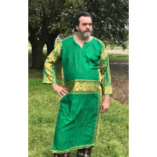 Middle Eastern Tunic - Green