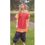 Middle Eastern Tunic - Red